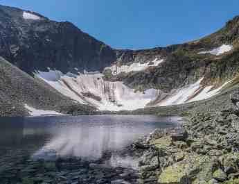 Swiss Pizol Glacier now buried and gone