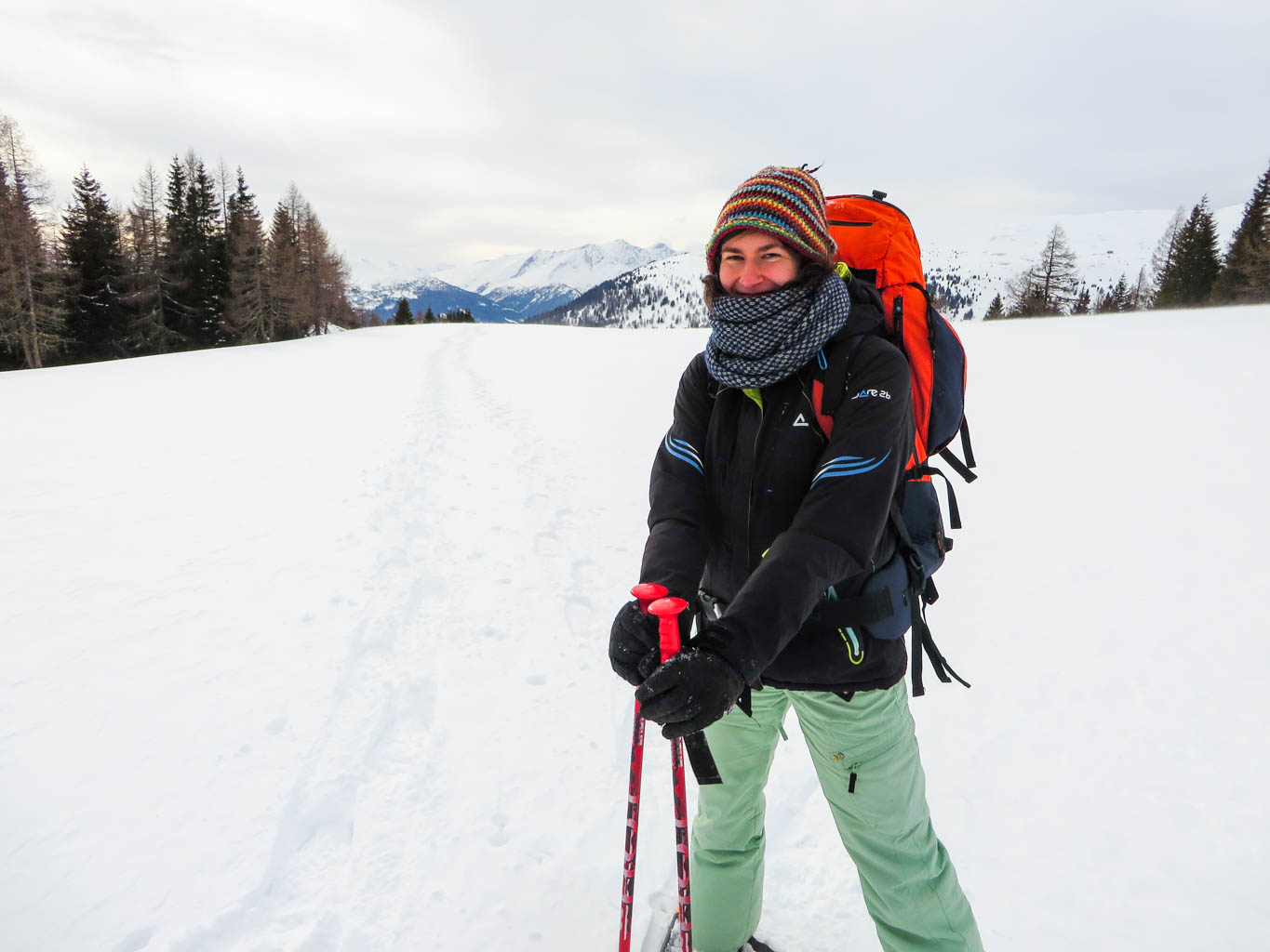 Snowshoeing in the Lungau-31035.JPG - © European Wilderness Society CC BY-NC-ND 4.0