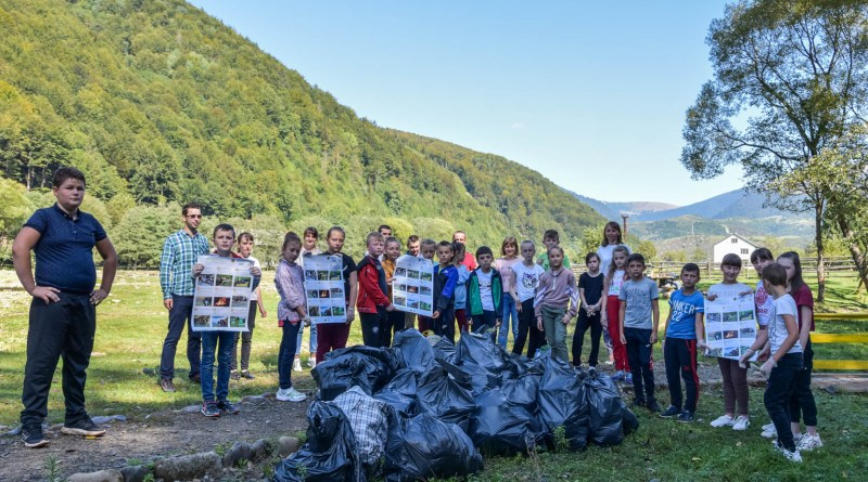 Tourism and waste management improvement in Synevyr, Ukraine