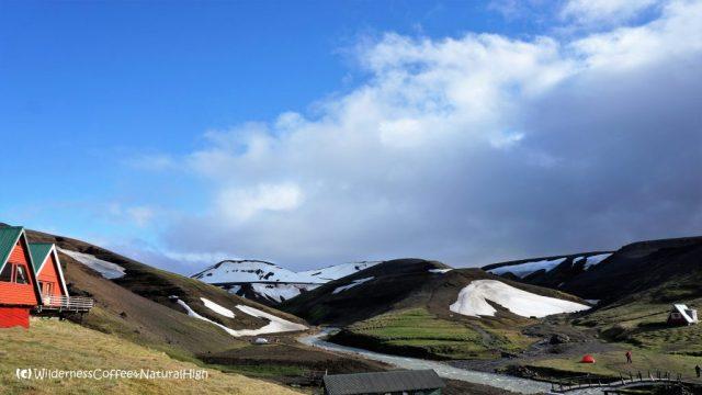 Hveradalir track, Kerlingarfjöll mountains, Iceland