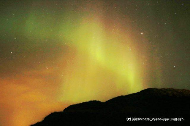 Aurora oval magical zone, Iceland