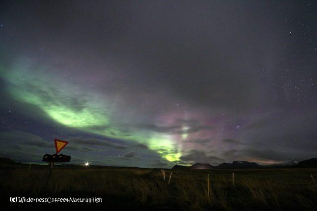 Full glory, Stykkishólmur, Snæfellsnes, Iceland