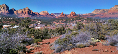 Marg's Draw Trail Sedona