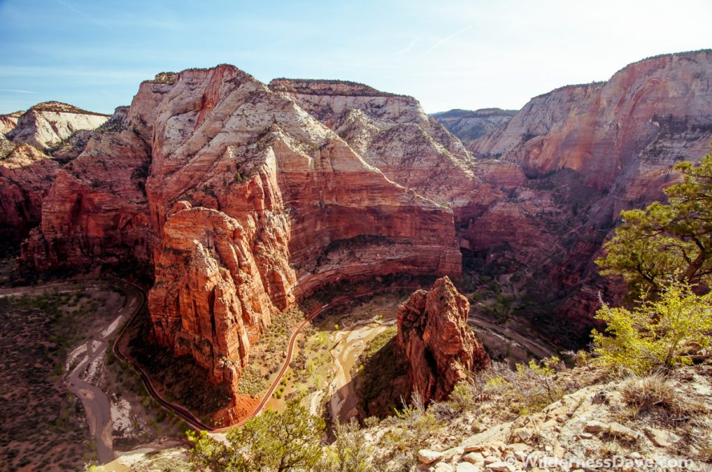 Zion National Park - Angel's Landing hike