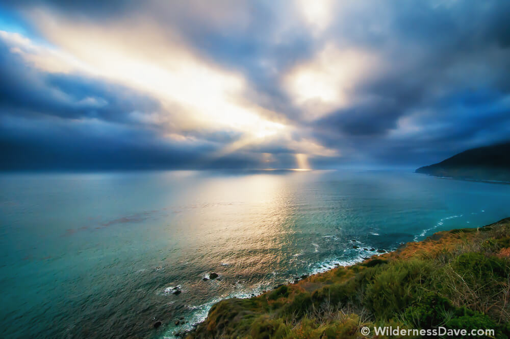 Photograph of the Week - Big Sur Sunset Final