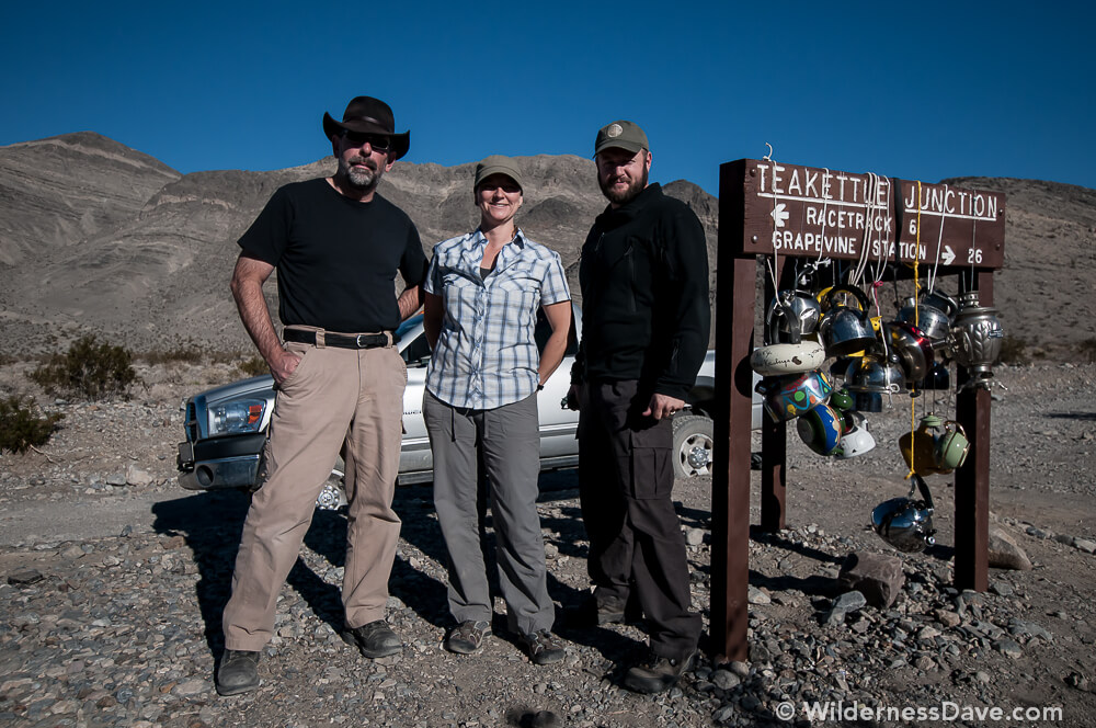 Teakettle Junction- Death Valley