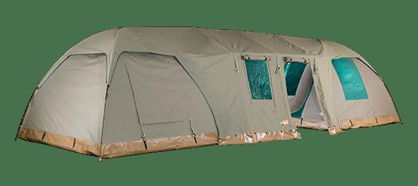 Explorer tent extensions