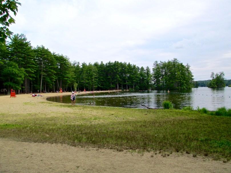 Kayaking-Pawtuckaway-Lake-Fundy-Cove-Launch