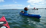 Kayaking-Fort-Gorges-Casco-Bay-Portland-Maine