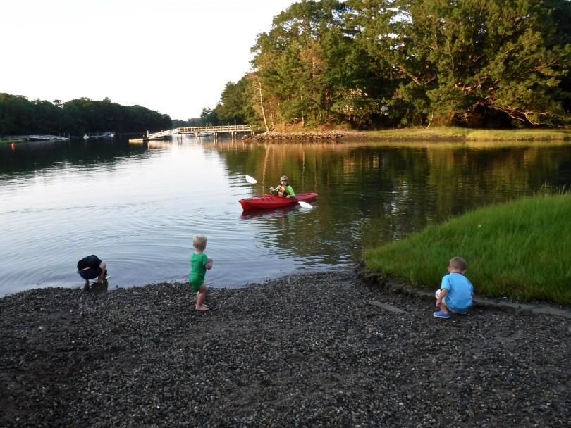 Kayakling-Sagamore-Creek
