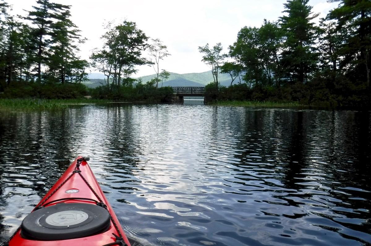 New Hampshire Archives Wilderness Girls Kayaking