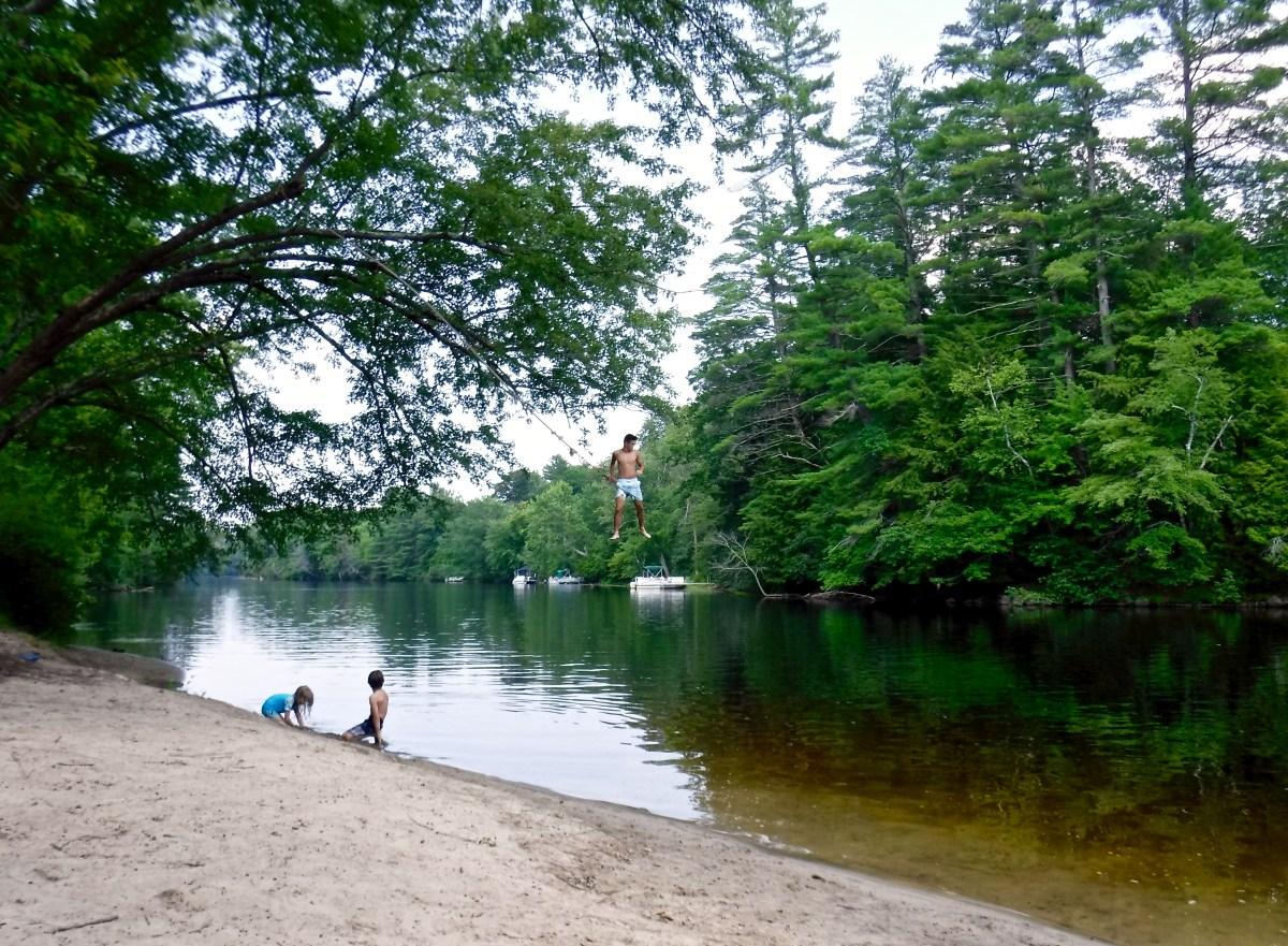 Nh rivers wilderness girls kayaking kayaking contoocook river concord nh geenschuldenfo Gallery
