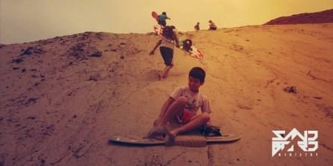 Sand Boarding Ministry