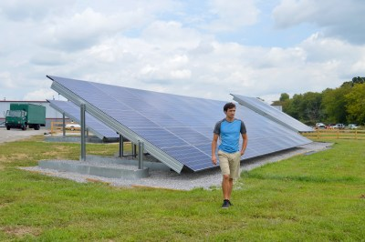 Wilderness Trace Environmental Solar Energy System