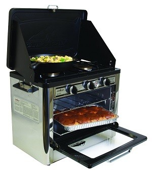 Camp Chef Outdoor Camp Oven; best camping stove