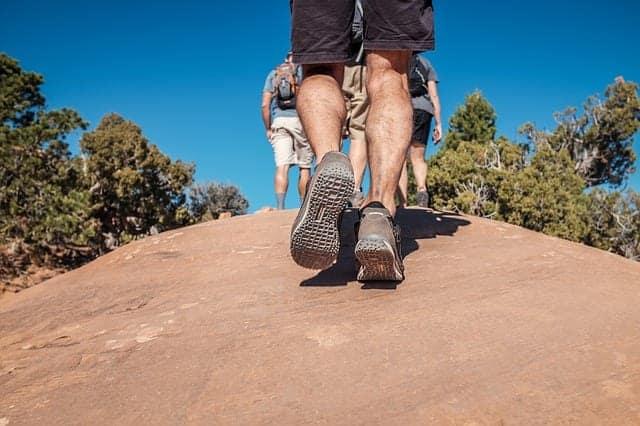 climbing shoes