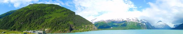 Portage Lake Panorama