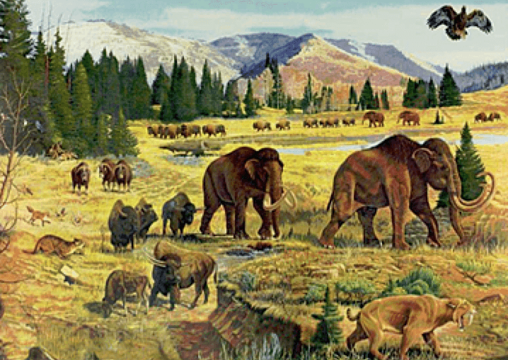 The Ice Age in Utah