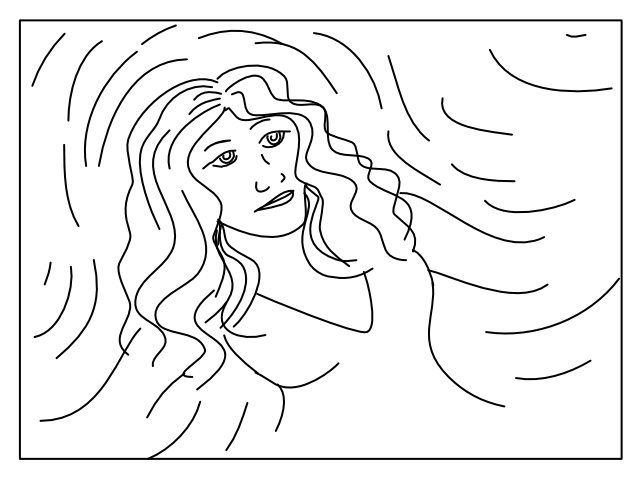WP images: Free coloring pages, post 12