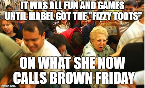 The Funniest And Most Meaningful Black Friday Post Ever Now