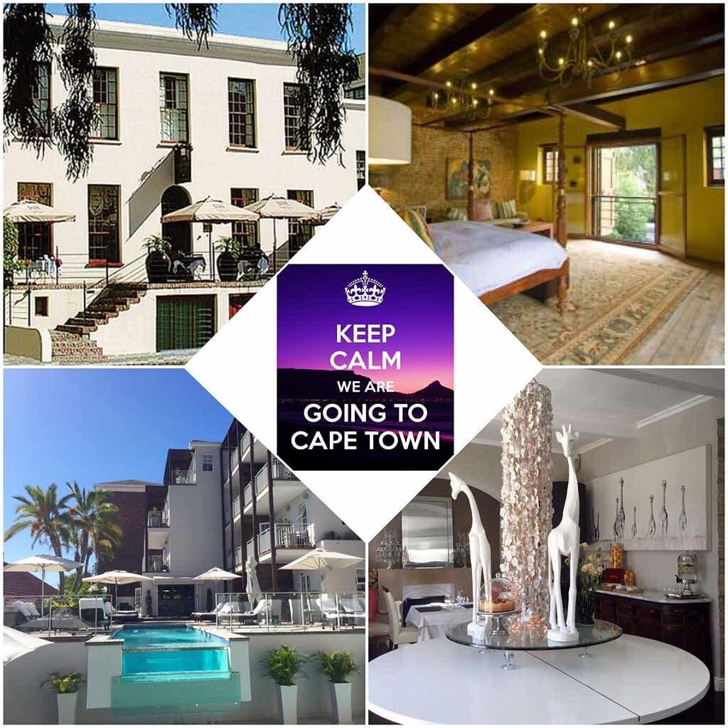 Boutique Hotels Kapstadt – WiLDES AFRIKA