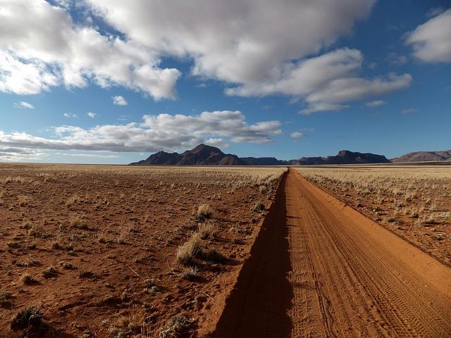 Namibia, der Weg ist das Ziel, Wüste Namib, Ausblicke