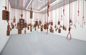Hanging Pieces