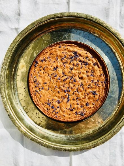 Saftiger Schoko-Mandelkuchen