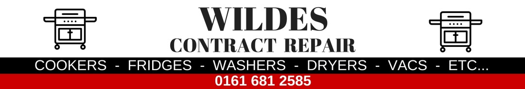 Contract domestic appliance repair in Oldham, Failsworth and Chadderton