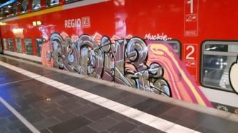 Noch mehr Graffiti