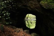 Unterer Eingang in den Steinbruch