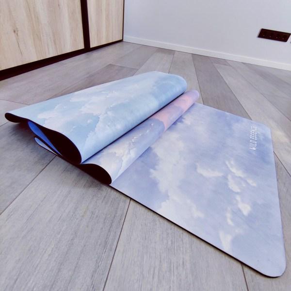aukštos kokybės jogos kilimėlis