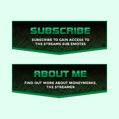 MoneyMerks Twitch Panels