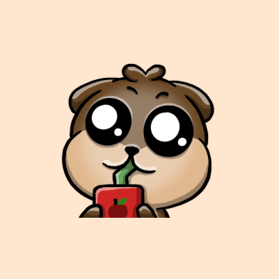 Cute Otter Twitch Emote