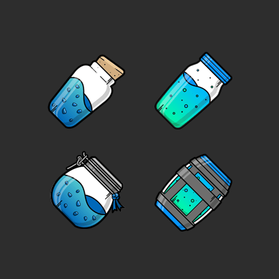 Fortnite Shield Potion Consumables Twitch Emotes
