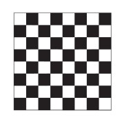 Checkerboard Vinyl Wall Decal