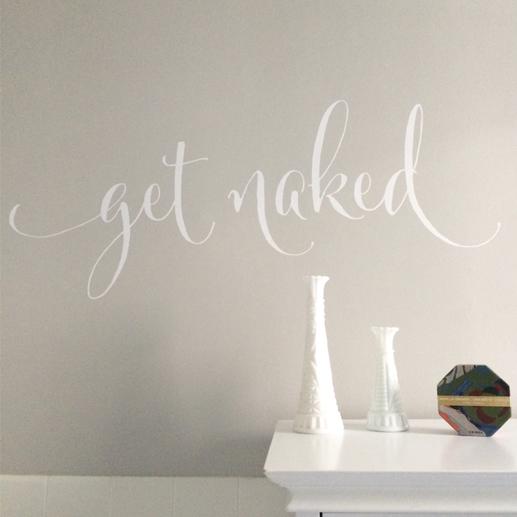 Get Naked, Bathroom ...