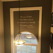 1 Corinthians 16:13 Vinyl Wall Decal 6