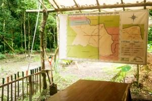 Map at LPAC