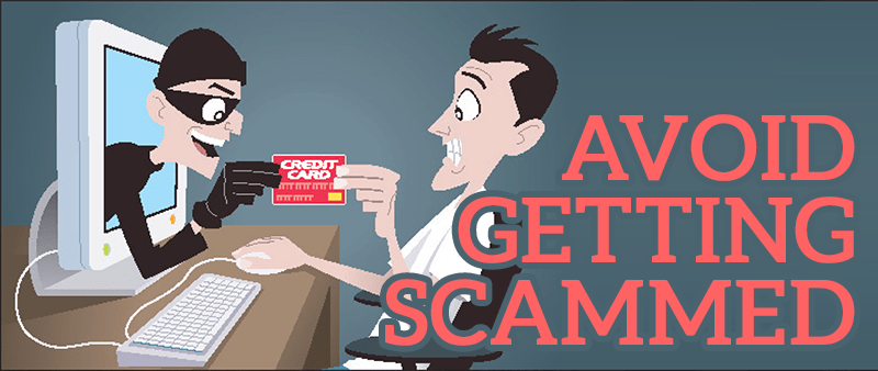 Avoiding Make Money Online Scams