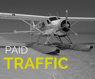 paid website traffic