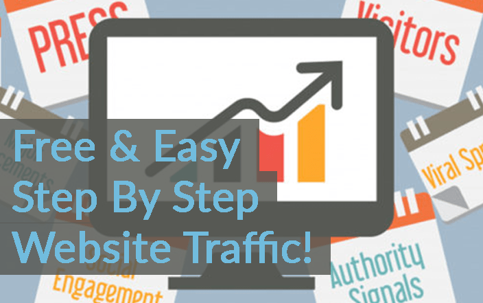 Free Traffic For Your Blog – Step By Step