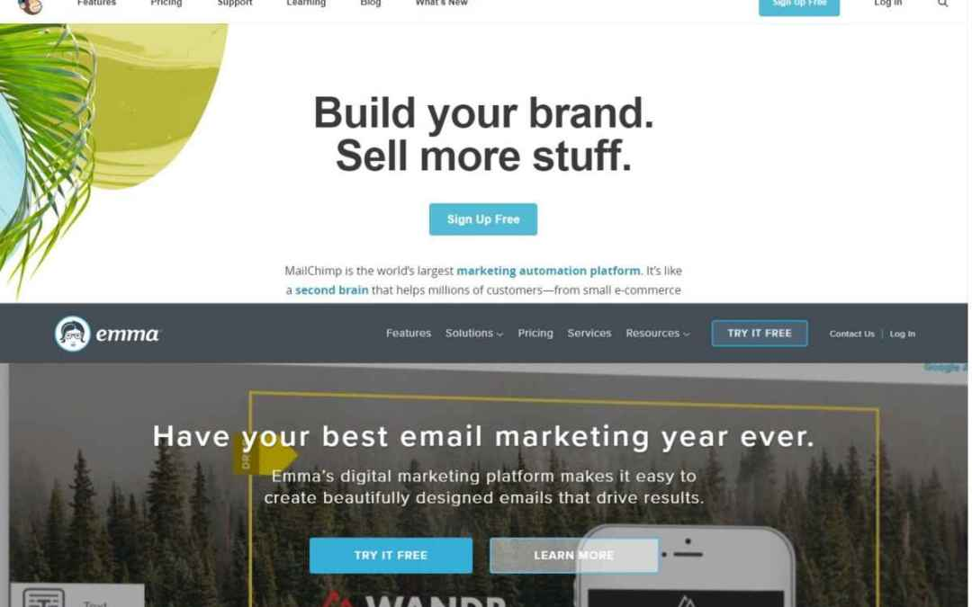 Emma vs MailChimp: Which Email Marketing Software is the One for You?