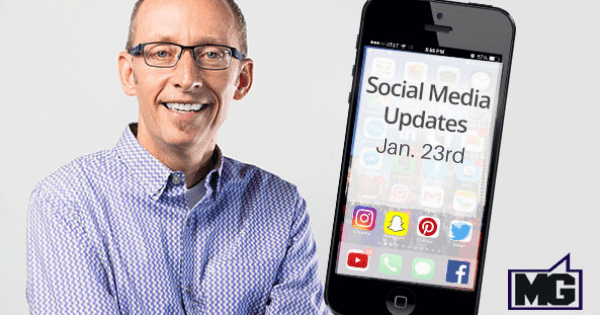 Facebook Showing Crossposting to Instagram Option – Social Media Updates through January 24th