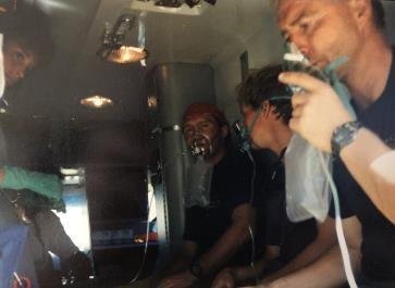 blog curtis in ambulance