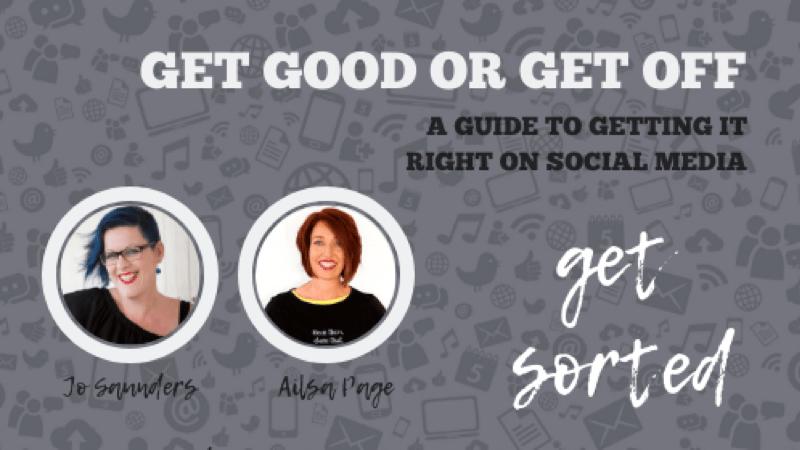 Get Sorted Social Media Program