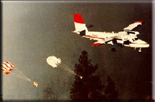 Redding Smokejumpers Mistaken for Invaders