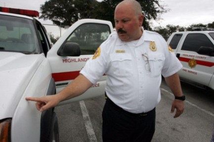 Firefighter, Nearly Electrocuted: 'I Should Be Dead'
