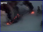 Investigators report on the Florida I-4 fog/smoke incident