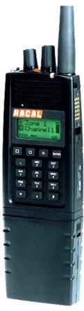 Thale Racal radio